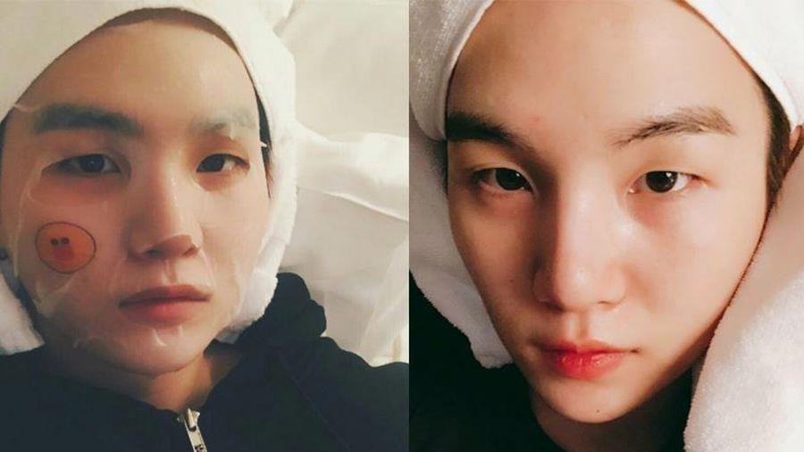Làm thế nào để có làn da mịn màng như 7 thành viên BTS?