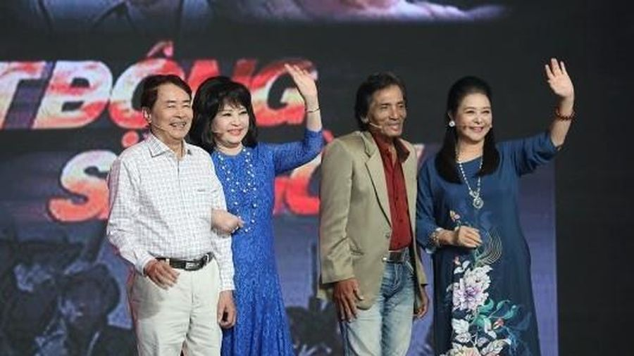Thương Tín và dàn diễn viên 'Biệt động Sài Gòn' hội ngộ sau 33 năm
