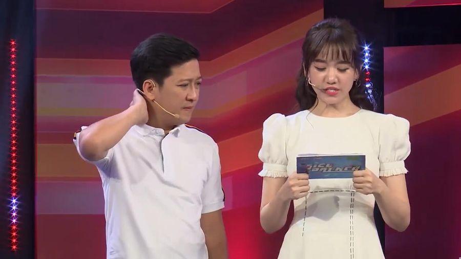Trường Giang tuyên bố sẽ nghỉ làm MC nếu khách mời không 'ăn bột'