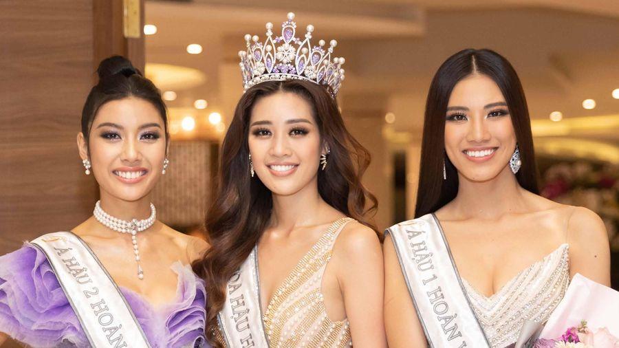 Gu thời trang khác biệt của top 3 Hoa hậu Hoàn vũ Việt Nam