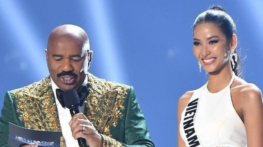 Hoàng Thùy - từ cô bé bán hàng rong đến top 20 Miss Universe 2019