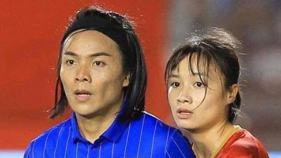 Dân mạng tò mò về nữ cầu thủ Thái Lan có ngoại hình nam tính