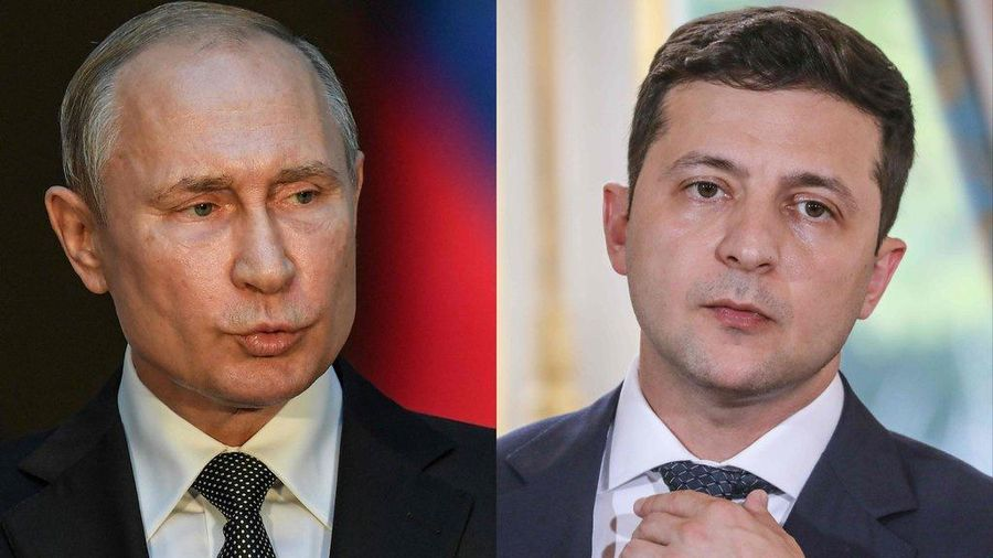 Putin, Zelensky gặp nhau ở Paris để giải quyết xung đột Ukraine