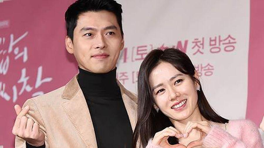 Son Ye Jin dịu dàng bên Hyun Bin sau tin đồn tình cảm