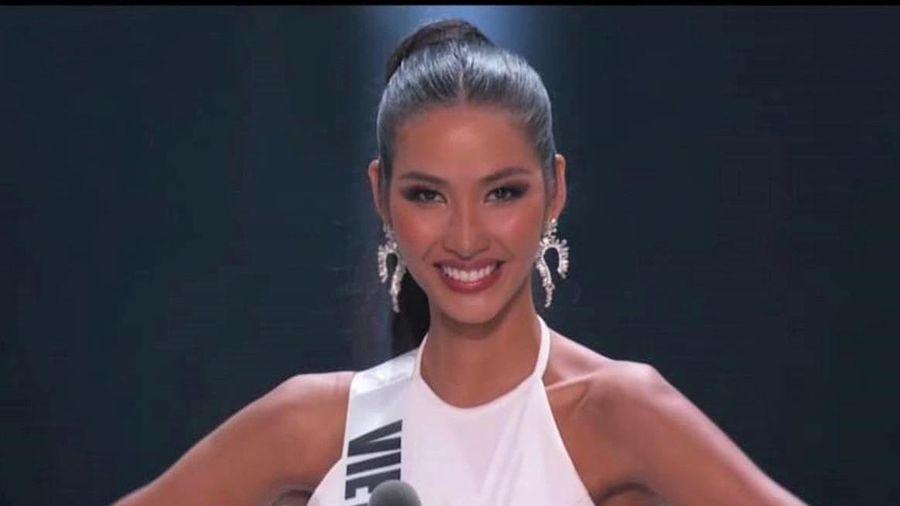 Hoàng Thùy và hành trình lọt top 20 Hoa hậu Hoàn vũ thế giới 2019
