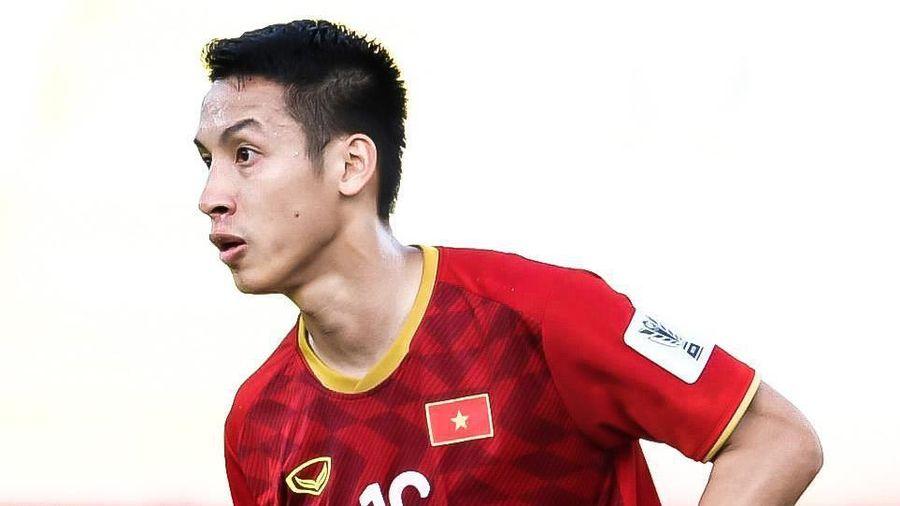 Hùng Dũng quyết tâm giành HCV bóng đá nam SEA Games