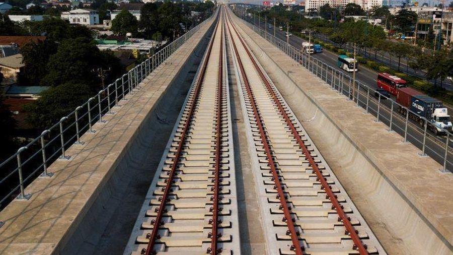 TP.HCM được vay lại gần 54.000 tỷ đồng để làm tuyến metro số 1 và 2