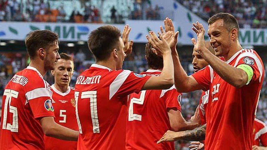 Thể thao Nga bị cấm tham dự World Cup, Olympic