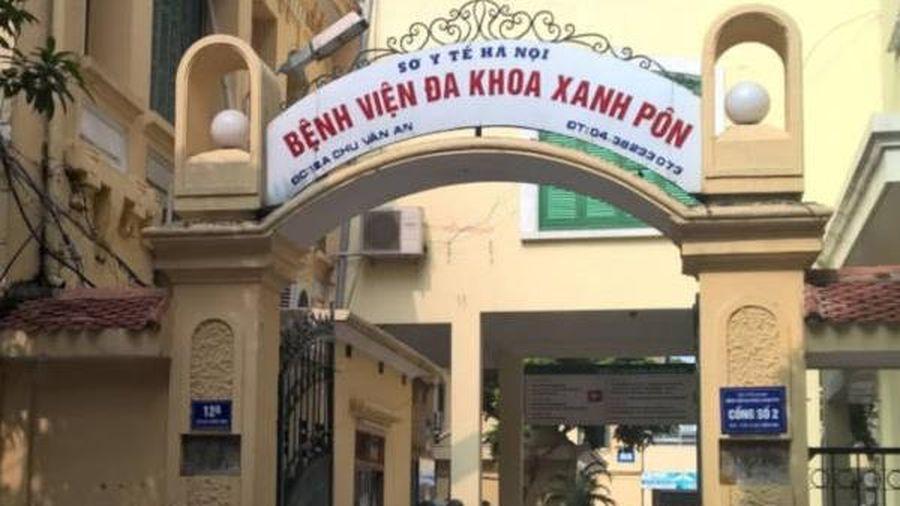 Đình chỉ ba nhân viên Bệnh viện Saint Paul vì gian dối xét nghiệm HIV
