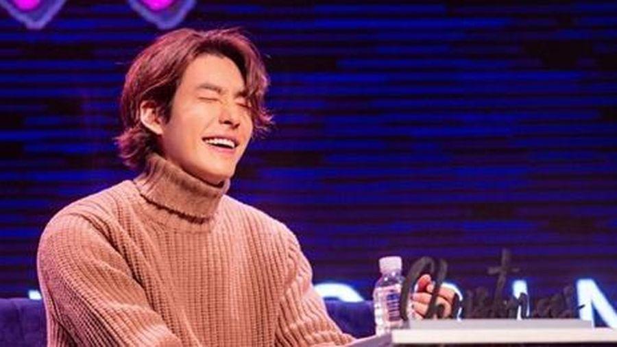 Kim Woo Bin lấy lại vóc dáng sau 2 năm điều trị ung thư