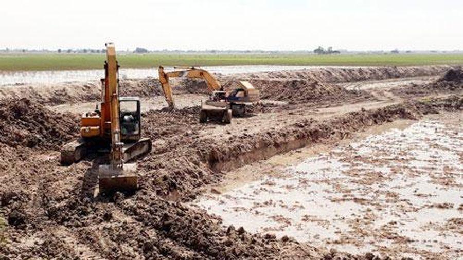 Đất ở có được phép đào ao, nuôi cá không?