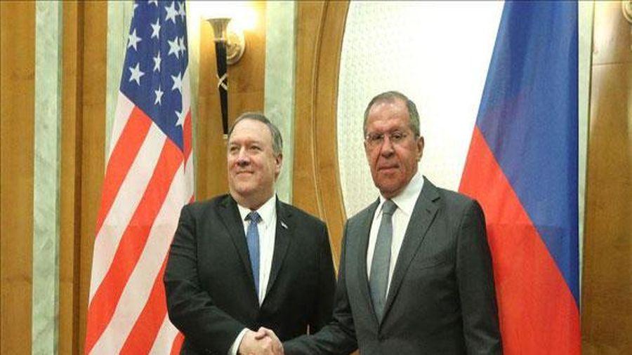 Ngoại trưởng Nga, Mỹ sẽ hội đàm tại Washington vào ngày 10/12