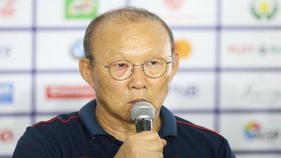 HLV Park Hang-seo: 'U22 Việt Nam đã sẵn sàng 100% cho trận chung kết SEA Games 30'