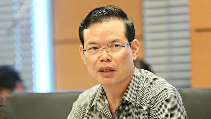 Ủy ban Kiểm tra Trung ương đề nghị Bộ Chính trị xem xét kỷ luật ông Triệu Tài Vinh
