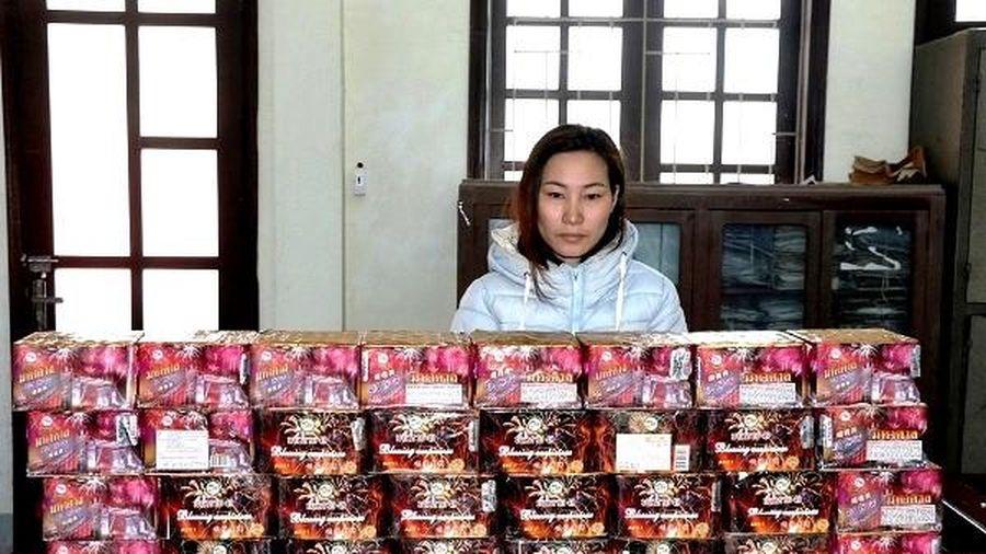 Hà Tĩnh: Tàng trữ gần 60kg pháo, một đối tượng bị bắt giữ