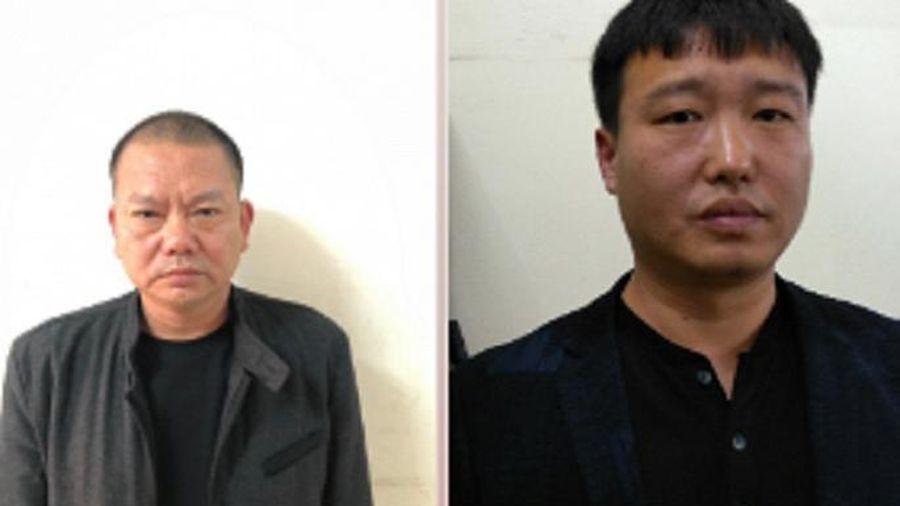 Hải Phòng: Bắt giữ 2 đối tượng người Trung Quốc