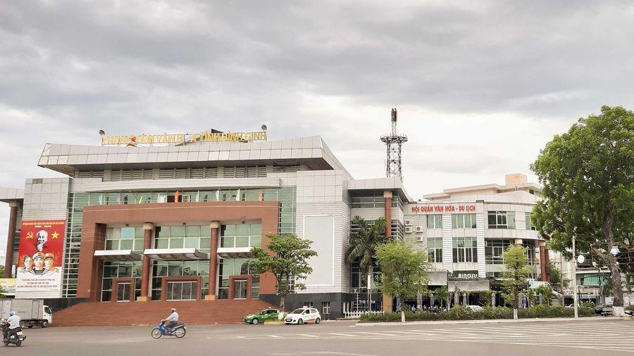 Trung tâm Văn hóa - Điện ảnh Bình Định: Ách tắc công việc do... con dấu