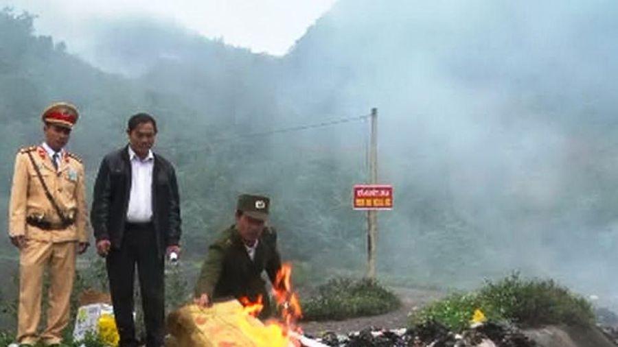 Hàng kém chất lượng 'tấn công' vùng cao Nghệ An