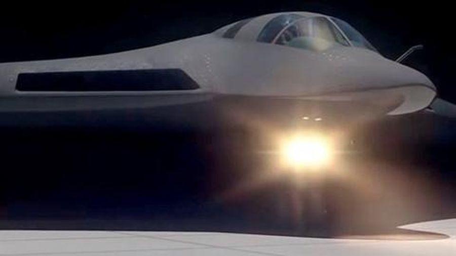Máy bay ném bom chiến lược Poslanhik cất cánh năm 2024