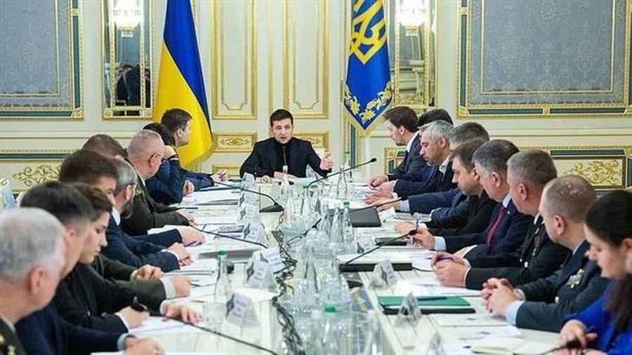 Ông Zelensky lại vẽ tiếp giấc mơ Donbass