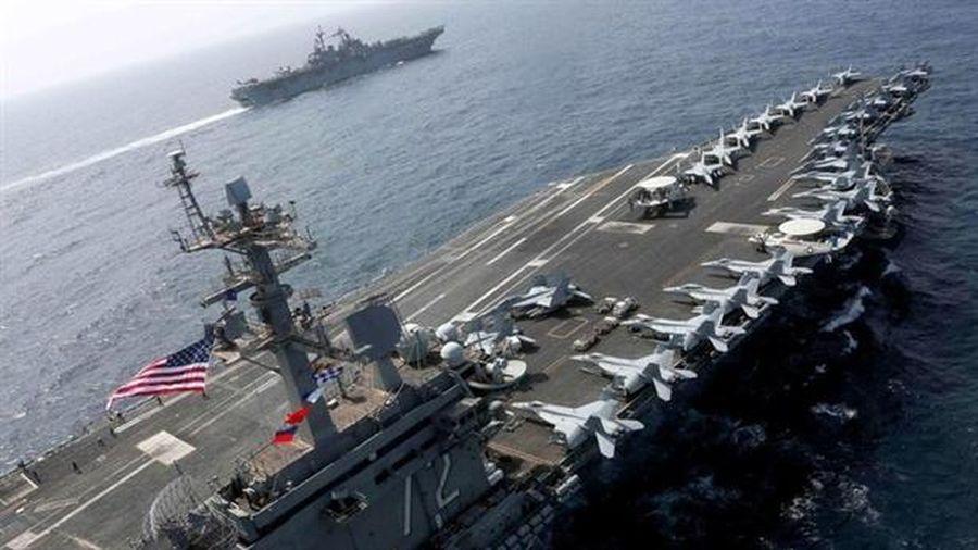 Khảo sát quân đội Mỹ: Nga là đồng minh