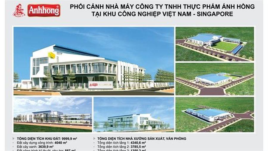 Khánh Thành Nhà Máy Thực Phẩm Ánh Hồng