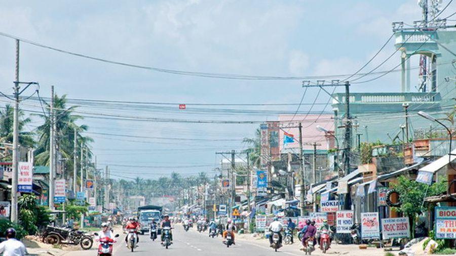 Cử tri ủng hộ thành lập thị xã Hoài Nhơn, Bình Định