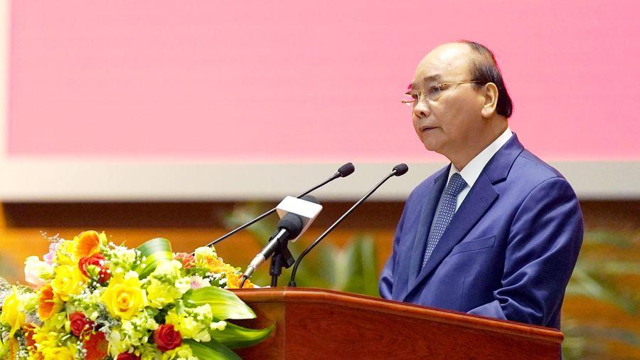 Thủ tướng dự Hội nghị quân chính toàn quân 2019