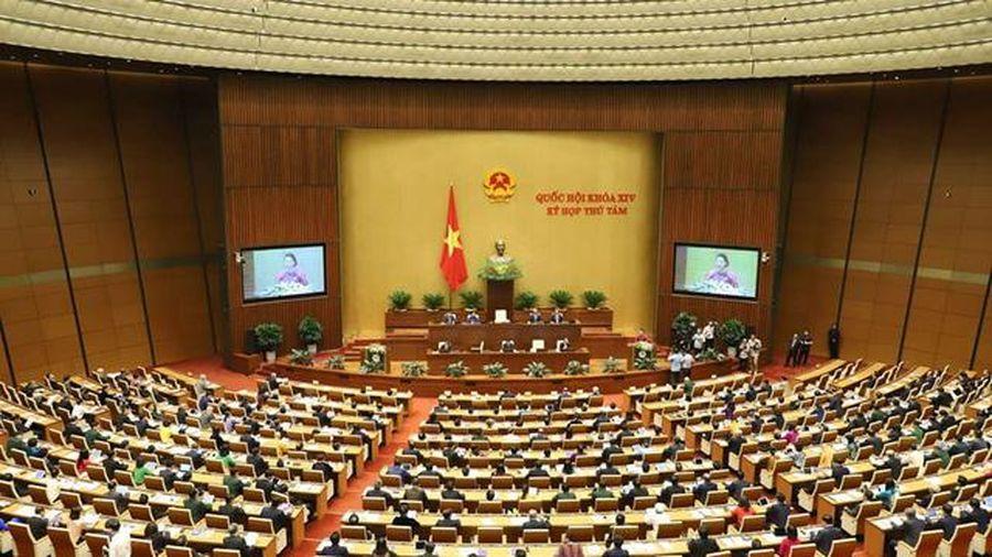 Nghị quyết của Quốc hội, UBTVQH về công tác nhân sự