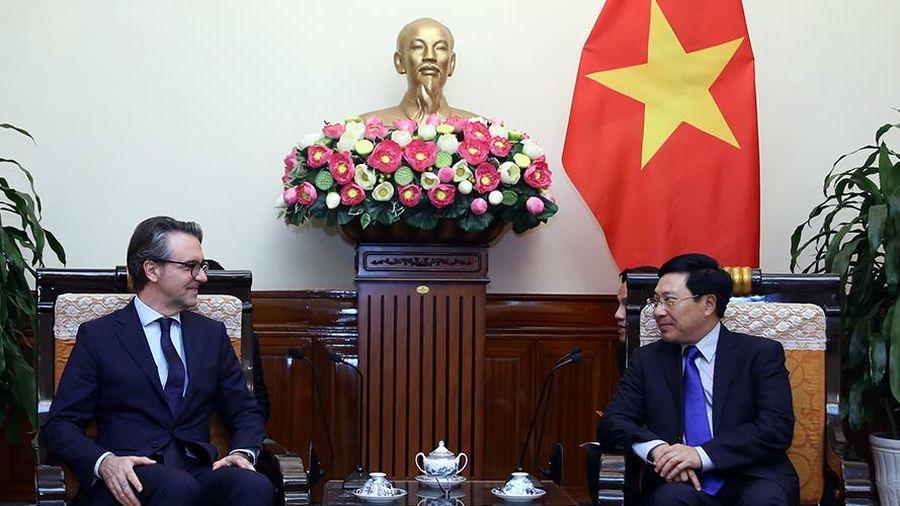 Việt Nam, EU có nhiều điều kiện tăng cường hơn nữa quan hệ song phương