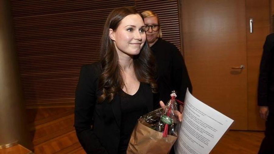 Bà Sanna Marin trở thành Thủ tướng trẻ nhất của Phần Lan