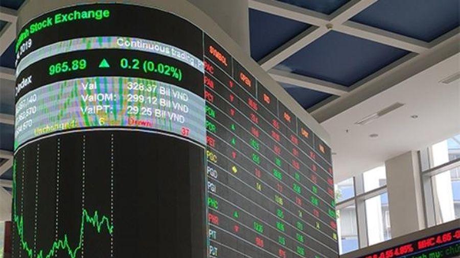 Giá trị vốn hóa niêm yết trên HOSE đạt 3,31 triệu tỷ đồng