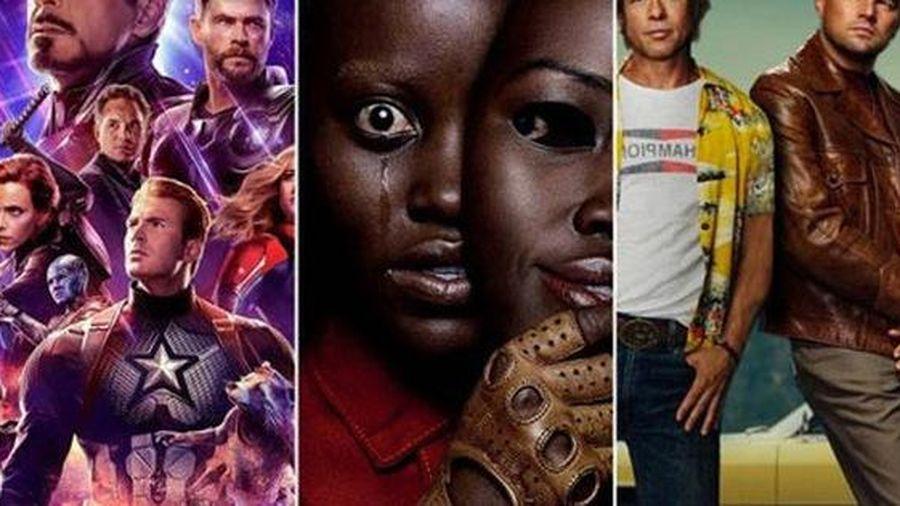 Điện ảnh thế giới năm 2019: Góc nhìn từ Hollywood