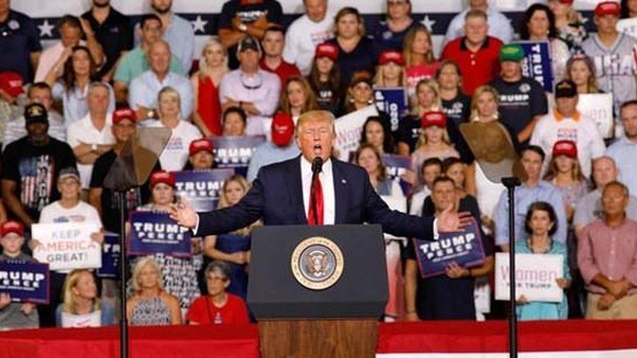 100 ngày quyết định của Tổng thống Mỹ