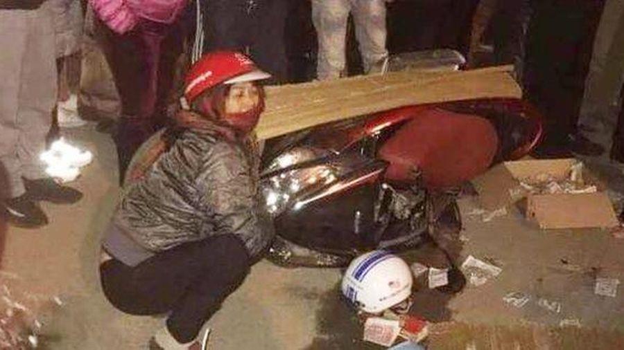Va chạm với xe 'hổ vồ' trong đêm, nữ giáo viên cấp 2 tử vong tại chỗ