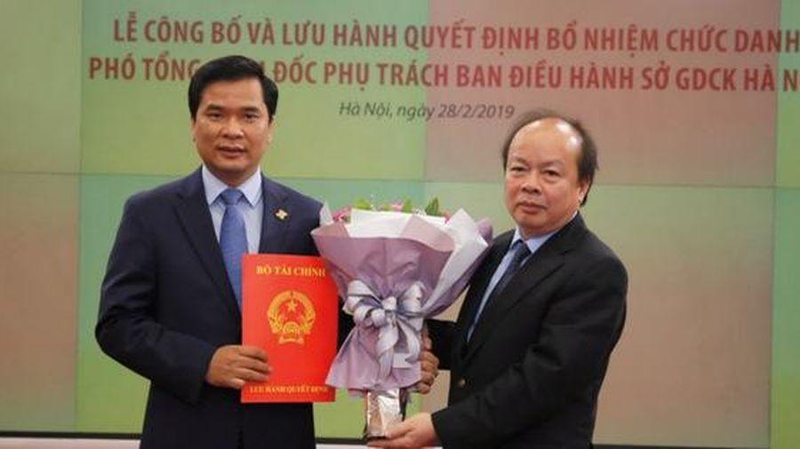 Bộ Tài chính lên tiếng về việc bổ nhiệm 'thần tốc' lãnh đạo Sở Giao dịch chứng khoán Hà Nội