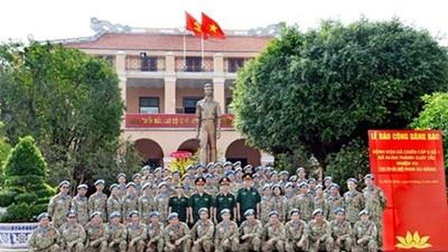 Toàn quân nỗ lực khắc phục khó khăn, hoàn thành tốt nhiệm vụ quân sự, quốc phòng