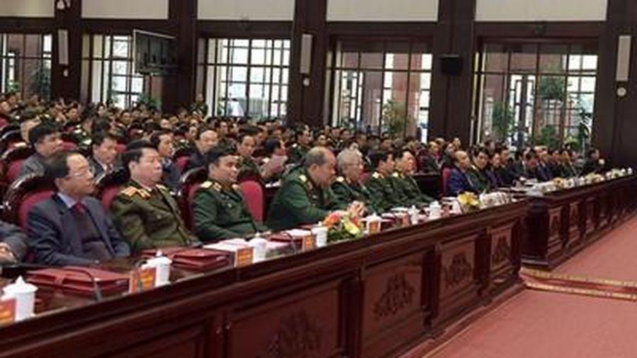 Khai mạc Hội nghị Quân chính toàn quân năm 2019