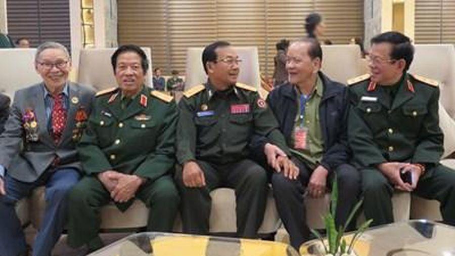 Tưởng niệm, tri ân các anh hùng liệt sĩ Việt Nam và Lào