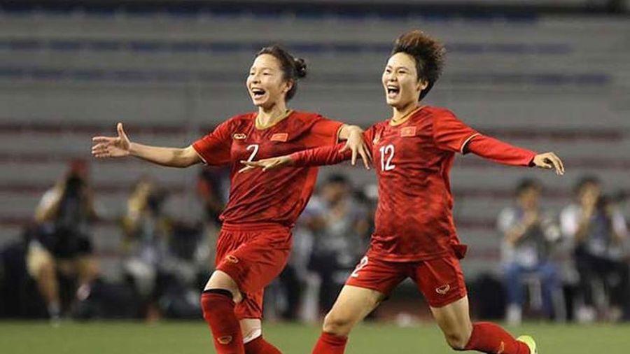 Vô địch SEA Games 30, tuyển bóng đá nữ Việt Nam nhận 'mưa' thưởng thế nào?