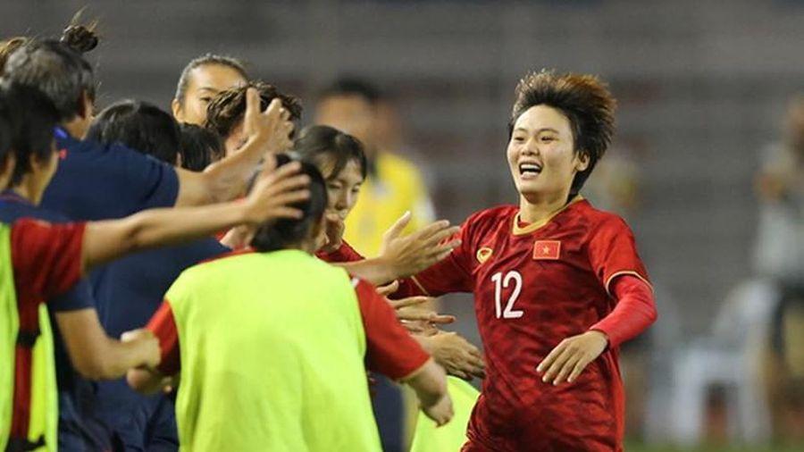 Nữ cầu thủ 'hạ gục' Thái Lan giúp đội tuyển nữ Việt Nam vô địch là ai?