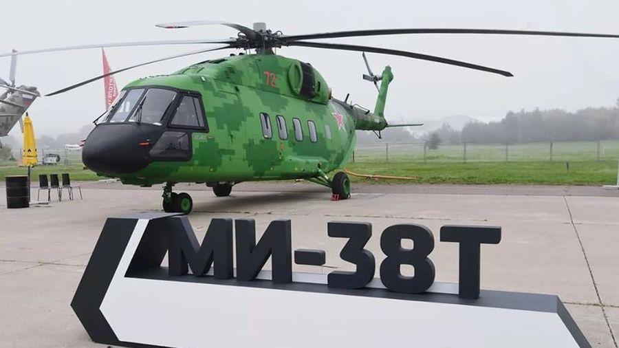 Đây rồi! Trực thăng Mi-8/17 cổ lỗ sĩ cuối cùng cũng có 'hậu duệ'