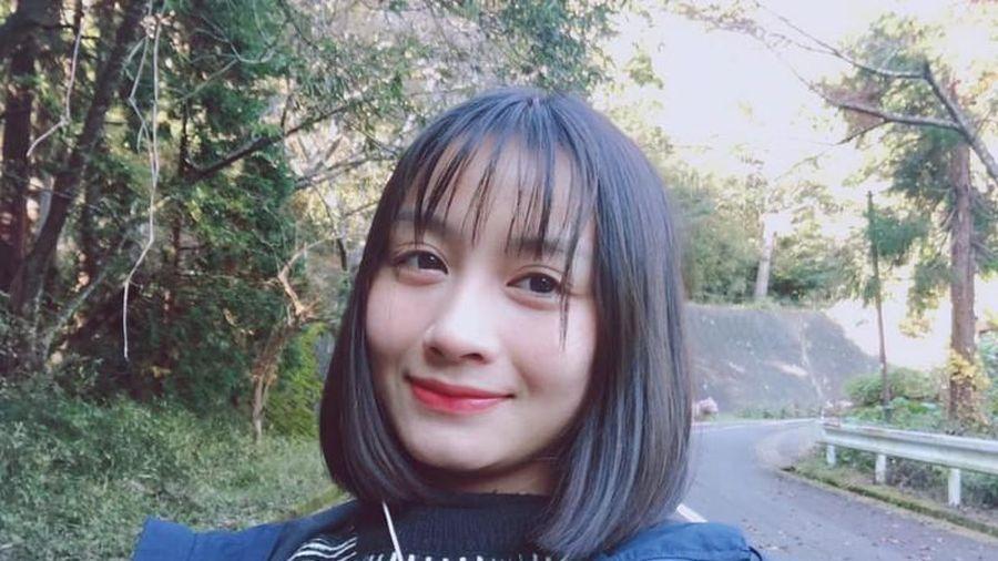 Hot girl bóng đá nữ Việt Nam Hoàng Thị Loan ăn mặc cực xinh ngoài đời