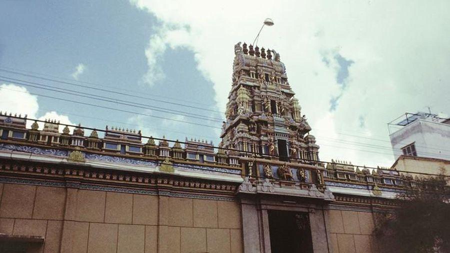 Ảnh xưa hiếm có về ngôi đền Ấn giáo trứ danh Sài Gòn