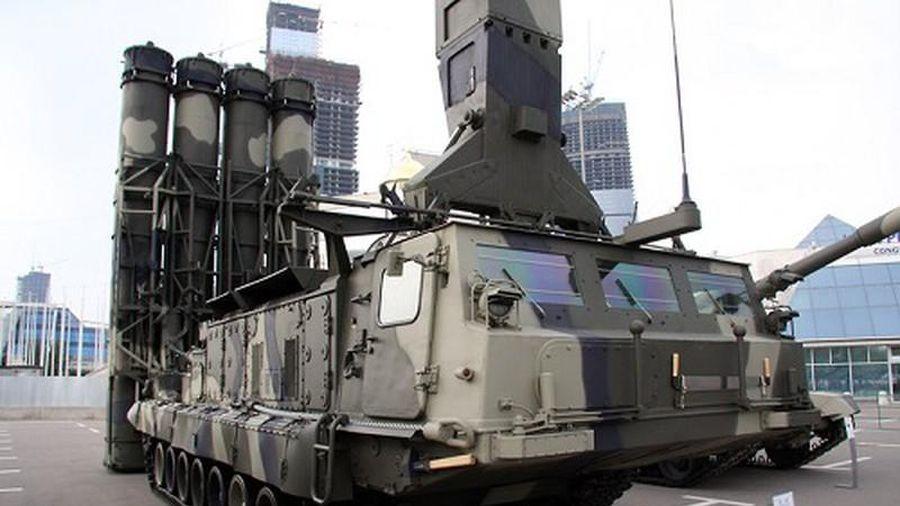 Bất ngờ: Nga tự hào về S-400 nhưng bảo vệ Moscow lại là vũ khí khác!