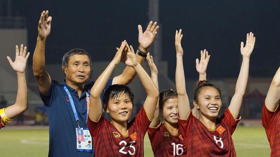 HLV Mai Đức Chung tiết lộ mong muốn sau khi ĐT Việt Nam vô địch Sea Games 30