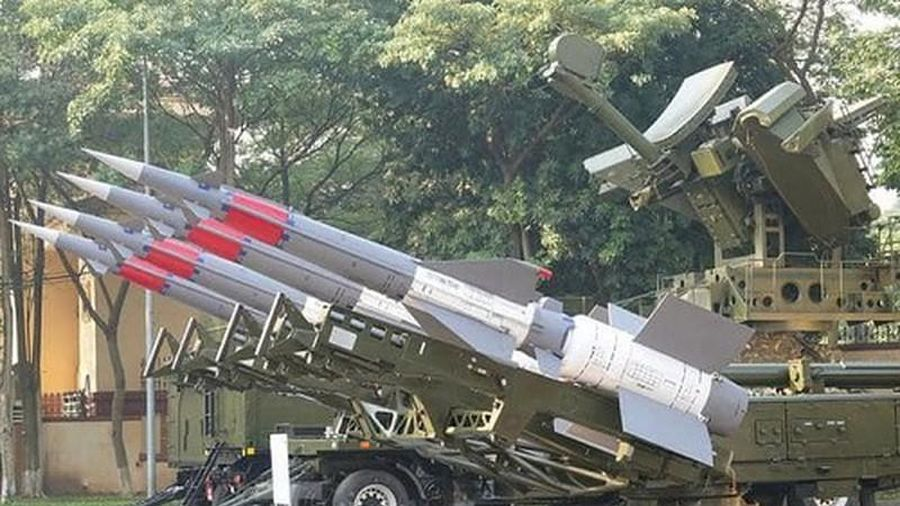 Siêu tăng T-90, tên lửa S-125, tàu Yết Kiêu... bất ngờ xuất hiện giữa lòng Hà Nội