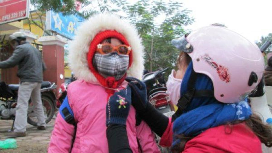 Thời tiết 9/12: Vùng núi cao có băng giá và sương muối, có nơi trời rét dưới 4 độ