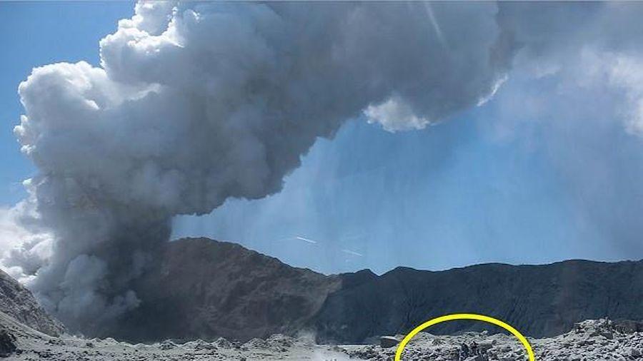 New Zealand: Số người thương vong vì núi lửa phun trào đang tăng lên