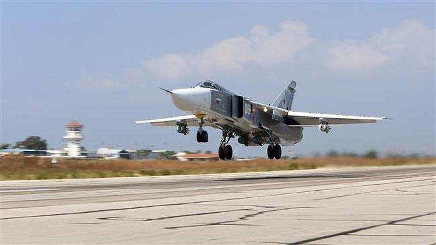 Chiến cơ Nga chặn máy bay Israel ở phía nam Syria